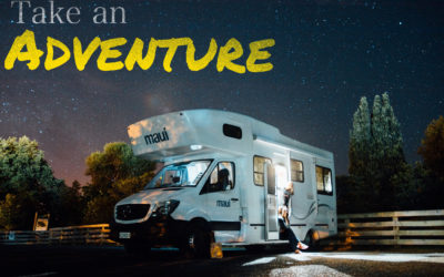 Take an Adventure! (4 benefits of stepping out into the unknown)