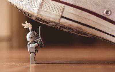 Finding leadership in Legos