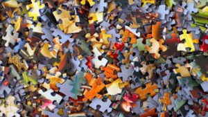 Finding leadership in puzzles blank