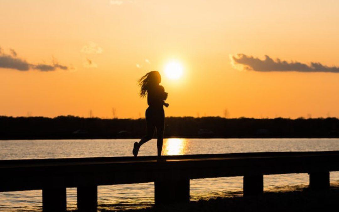 Finding leadership in running