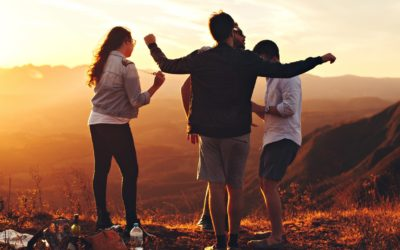 5 ways to encourage friends and family