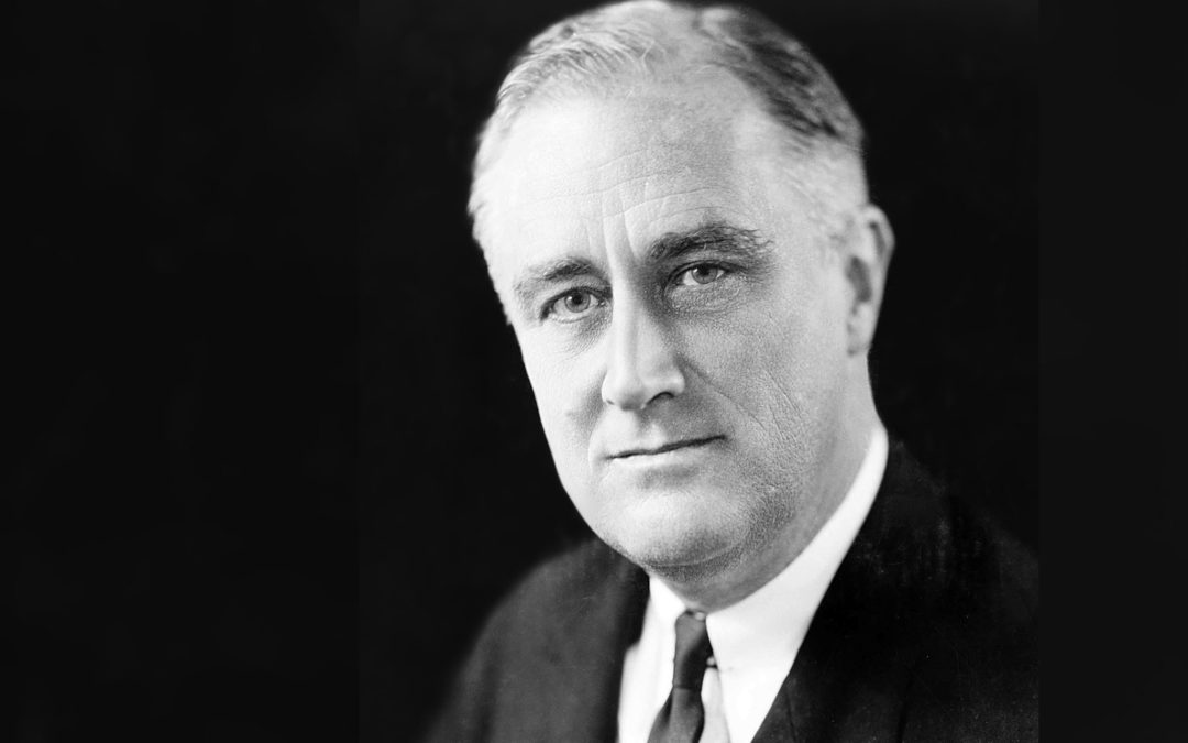 Profiles in Leadership: Franklin D. Roosevelt