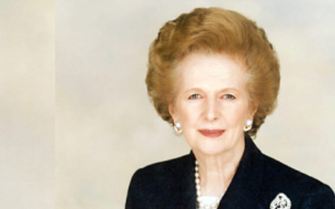 PIY – Margaret Thatcher Blank