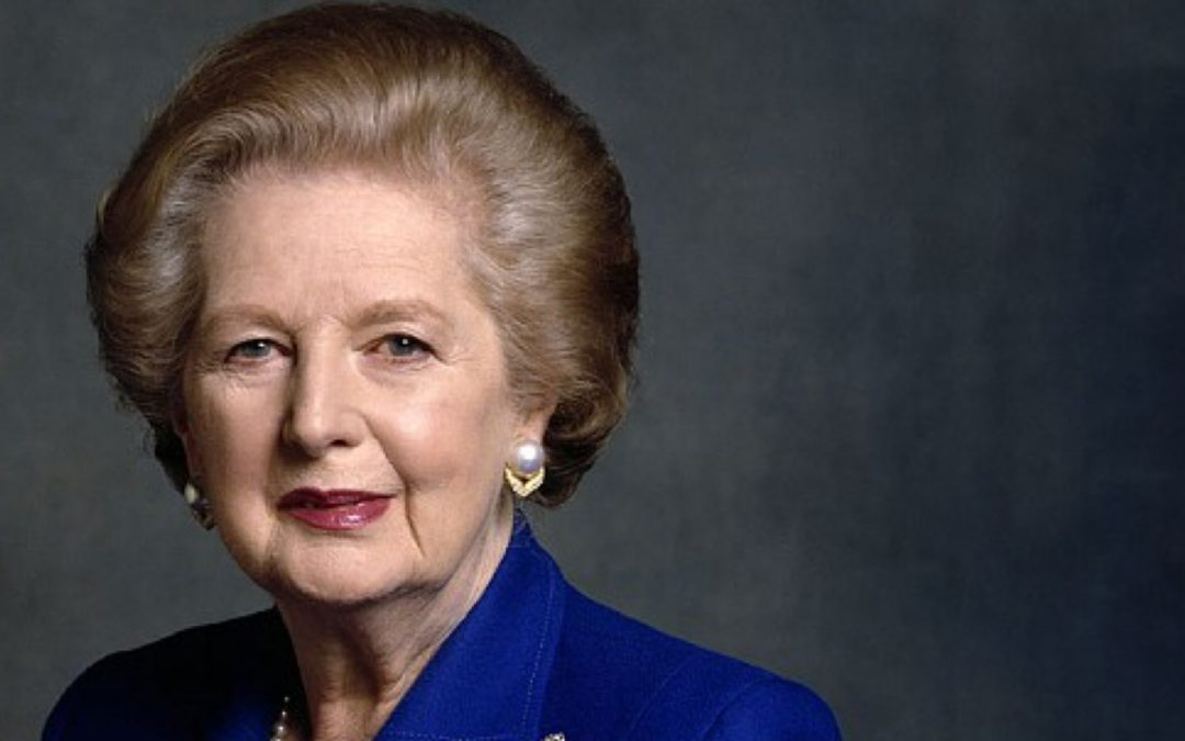 Profiles in Leadership: Margaret Thatcher