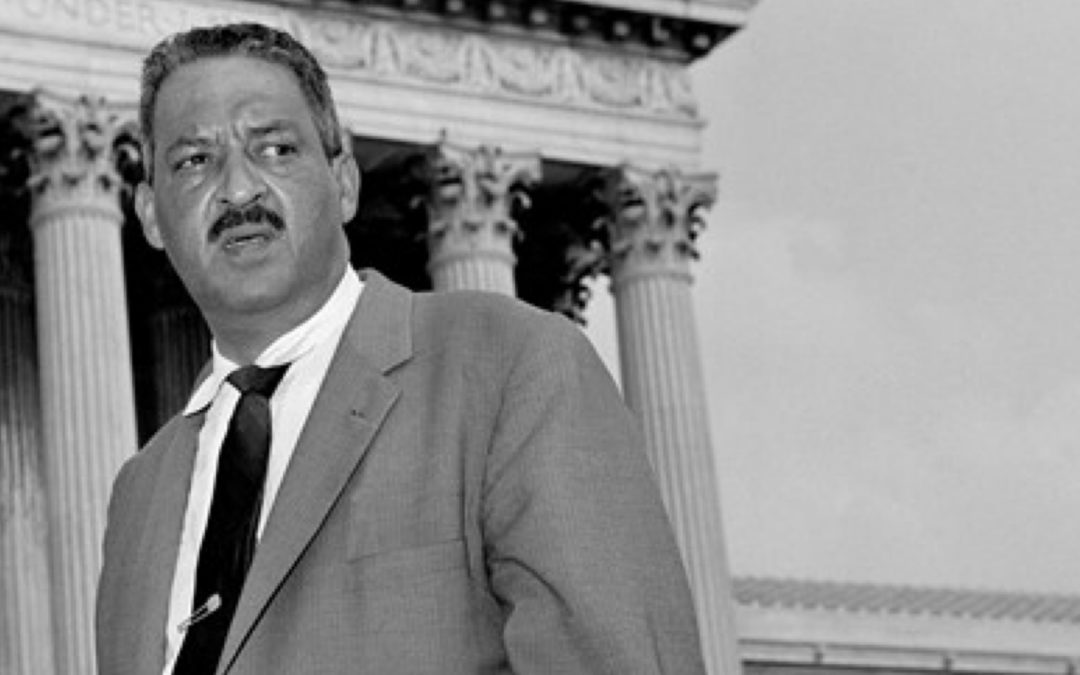 Profiles in Leadership: Thurgood Marshall