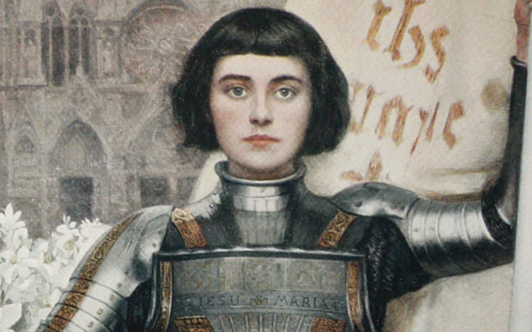 Profiles in Leadership: Joan of Arc