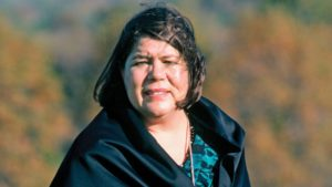 PIL – Wilma Mankiller Blank