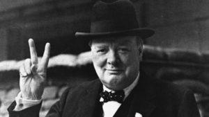 PIL – Winston Churchill Blank
